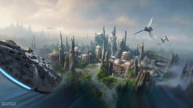 Star Wars-themed_Disney Parks