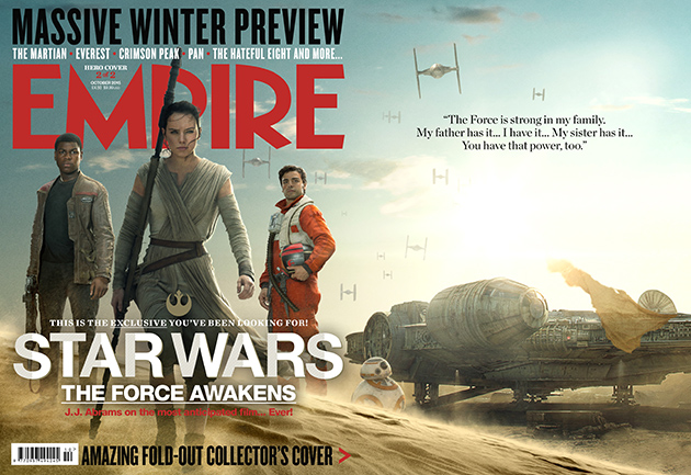 Star Wars_The Force Awakens_Empire Cover_Heroes