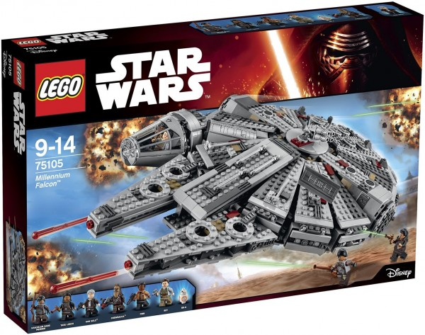 Star Wars_The Force Awakens_LEGO Set