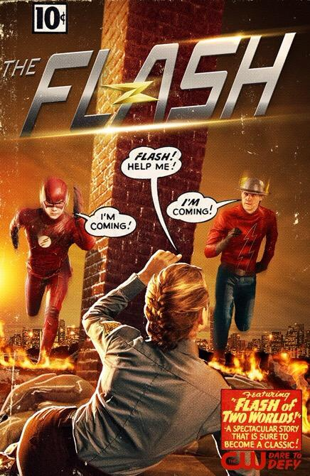 The Flash_Season 2_Teddy Sears as Jay Garrick2