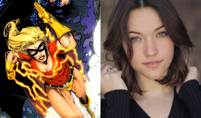 The Flash_Season 2_Violett Beane_Jesse Quick