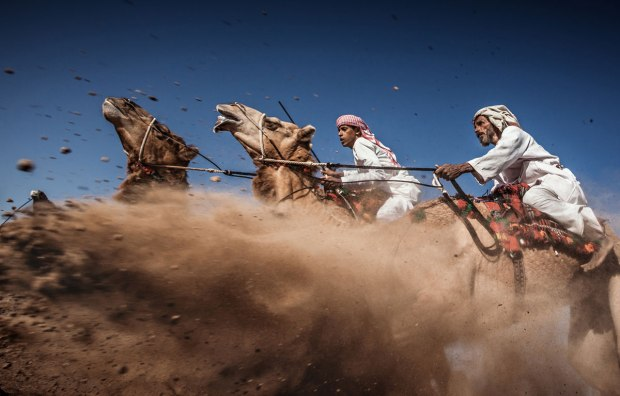 © Ahmed Al Toqi / National Geographic Traveler Photo Contest