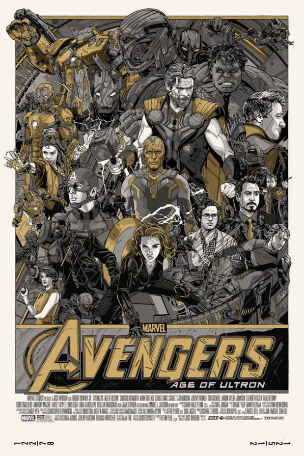 Avengers_Age of Ultron_By Tyler Stout2