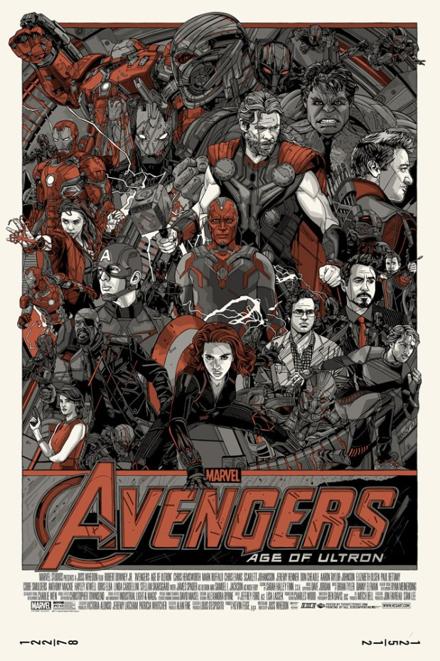 Avengers_Age of Ultron_By Tyler Stout3