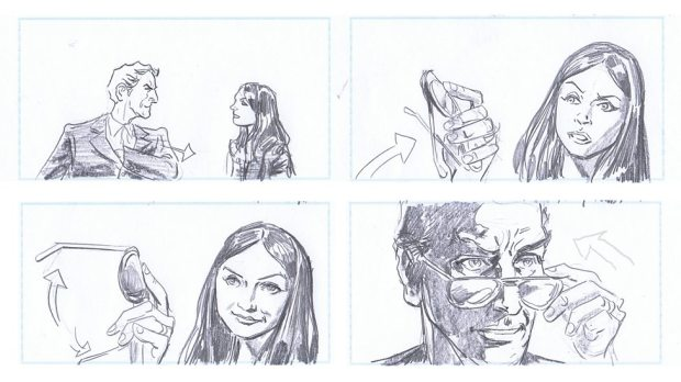 Doctor Who_S9E2_The Witch's Familiar_Storyboards (1)