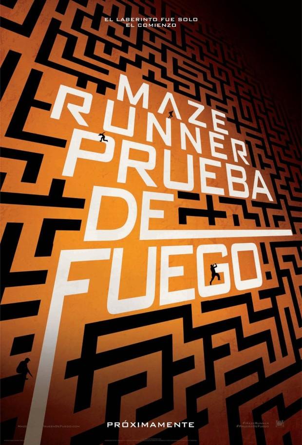 Maze Runner_The Scorch Trials_International Poster