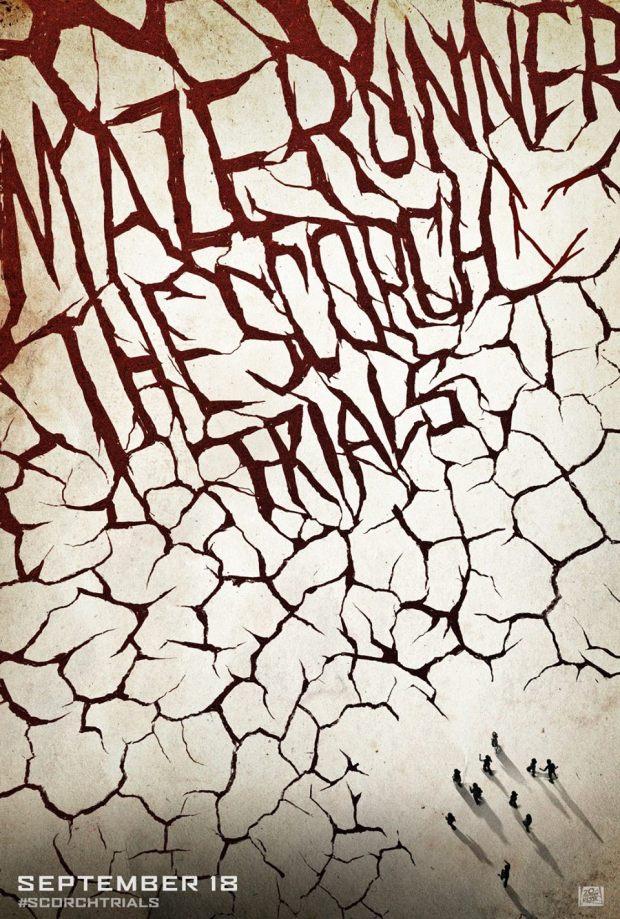 Maze Runner_The Scorch Trials_Poster