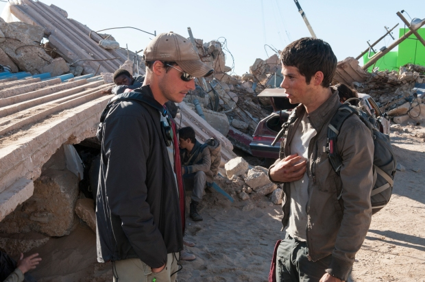 THE SCORCH TRIALS TM and © 2015 Twentieth Century Fox Film Corporation. All Rights Reserved. Not for sale or duplication.