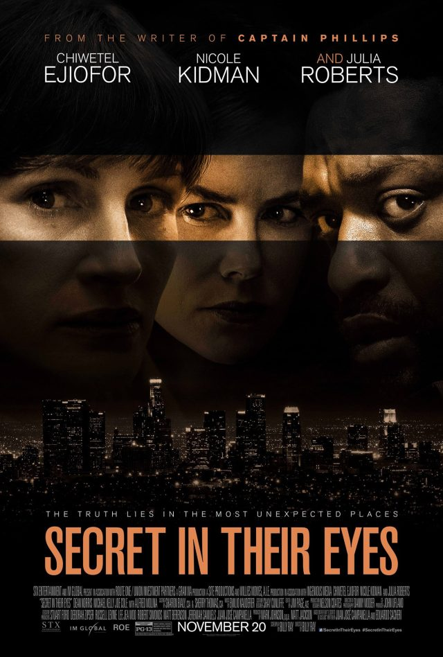 The secret of their eyes new york times