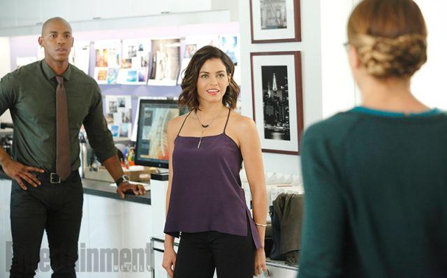 Supergirl_First Look_Jenna Dewan Tatum as Lucy Lane