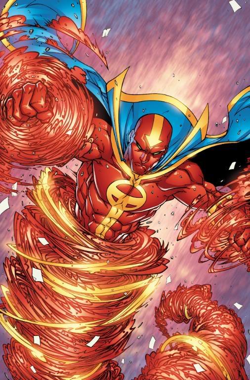 Supergirl_Red Tornado