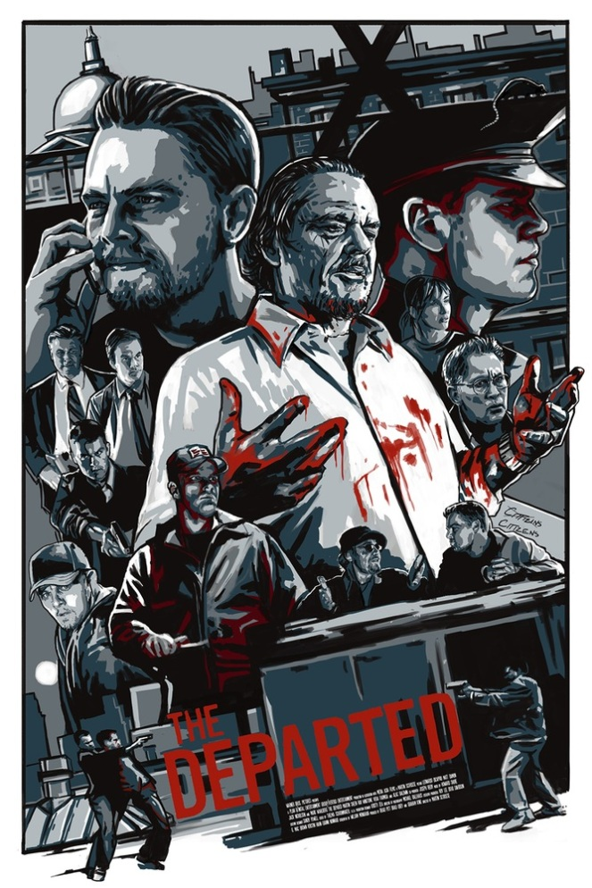 The Departed by Robert Bruno