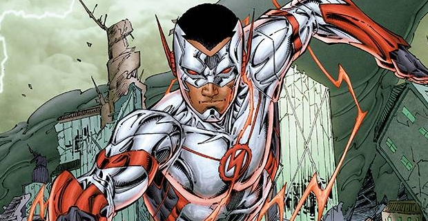 The Flash_Wally West