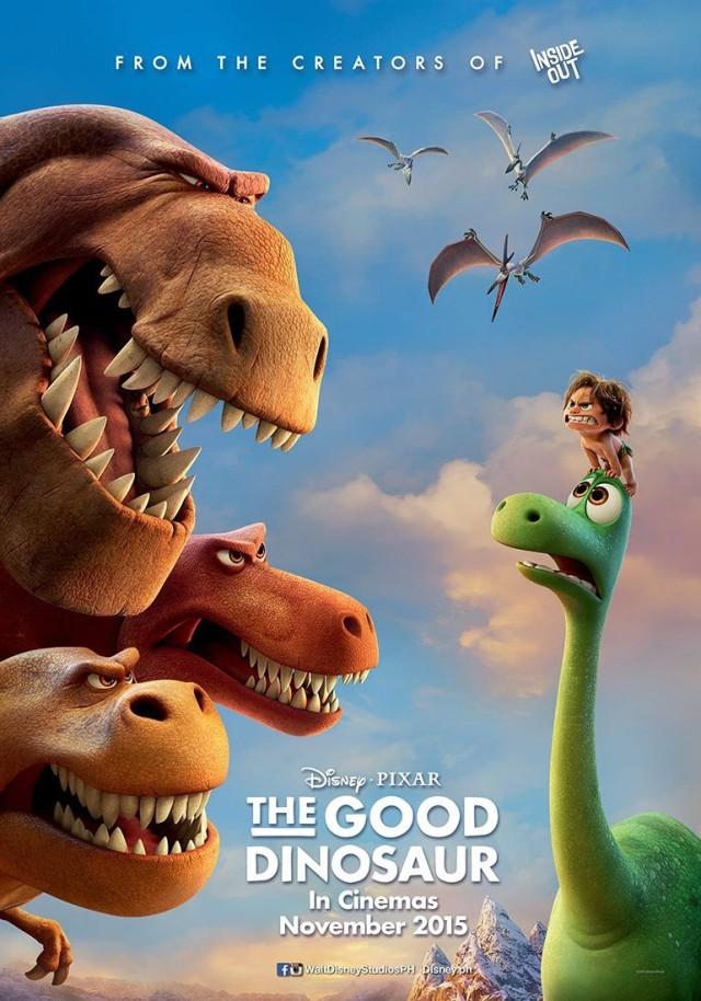 The Good Dinosaur_International Poster