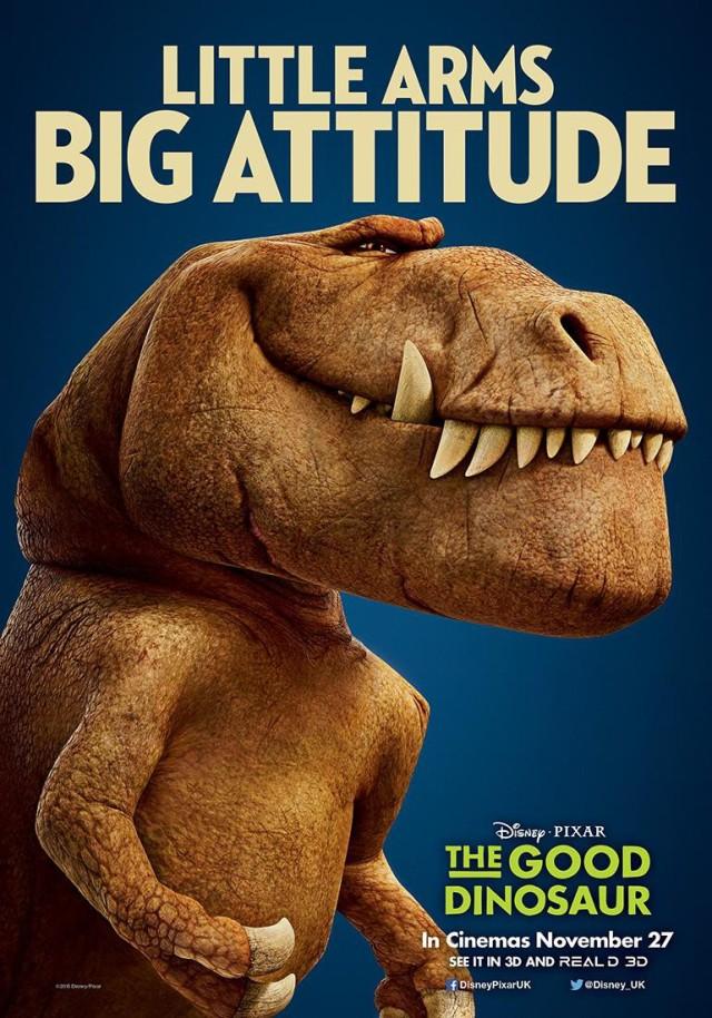 The Good Dinosaur_International Poster2