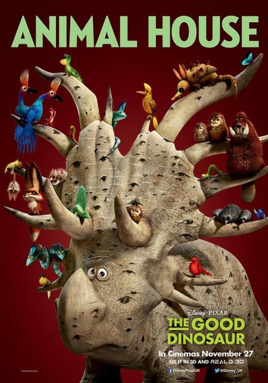 The Good Dinosaur_International Poster3