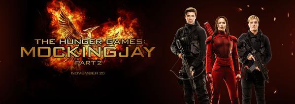 The Hunger Games_Mockingjay – Part 2_Banner