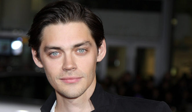 Tom Payne at the Los Angeles Premiere of THIS MEANS WAR, February 8, 2012 at the Gruaman's Chinese Theater, Hollywood, California. Photo Credit Sue Schneider_MGP Agency