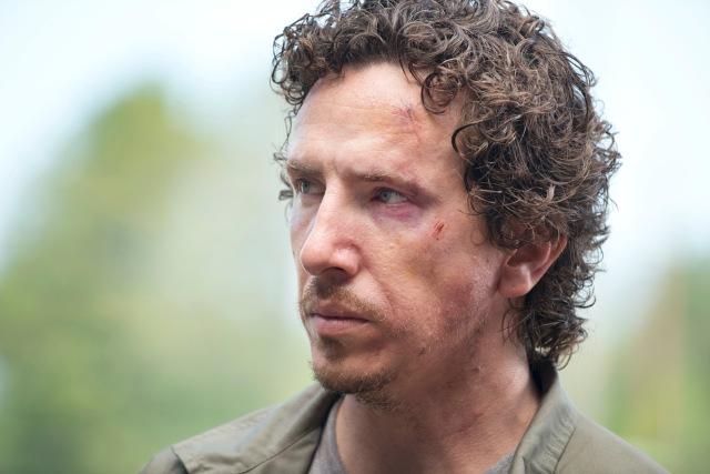 Michael Traynor as Nicholas - The Walking Dead _ Season 6, Episode 1 - Photo Credit: Gene Page/AMC