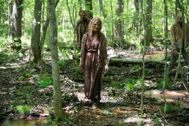 Walkers - The Walking Dead _ Season 6, Episode 1 - Photo Credit: Gene Page/AMC