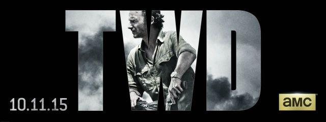 Andrew Lincoln as Rick Grimes - The Walking Dead _ Season 6, Key Art - Photo Credit: Frank Ockenfels 3/Gene Page/AMC