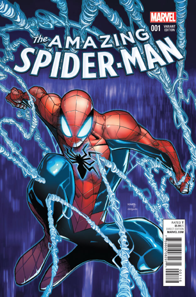 AMAZING SPIDER-MAN #1_Variant