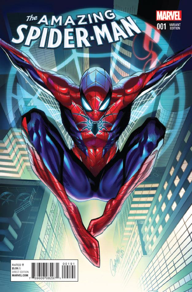 AMAZING SPIDER-MAN #1_Variant10