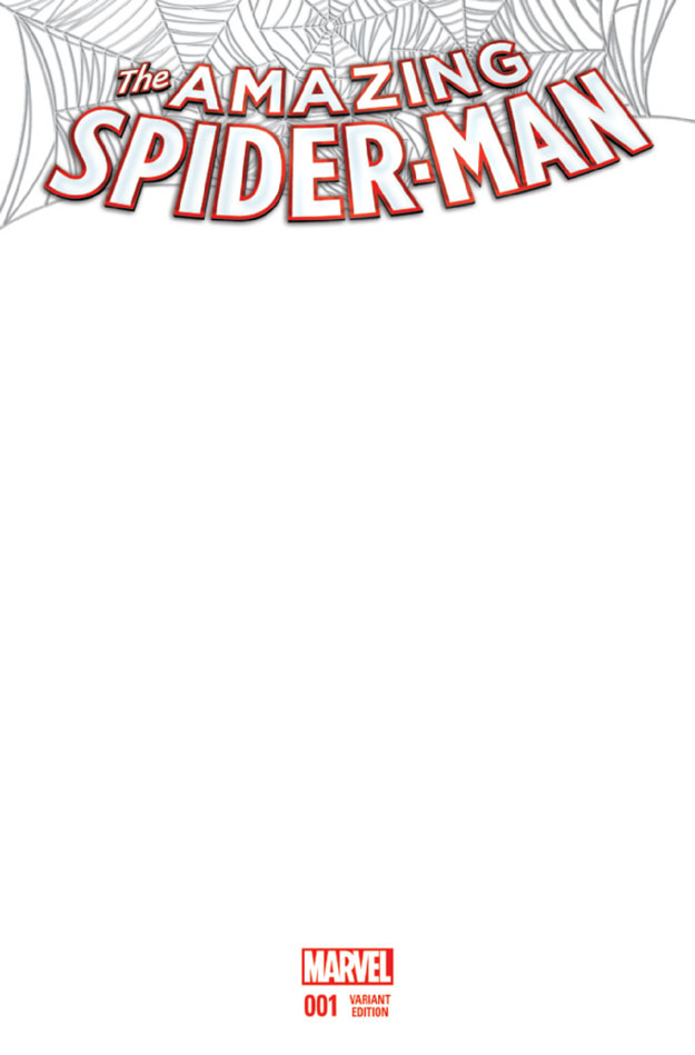 AMAZING SPIDER-MAN #1_Variant11