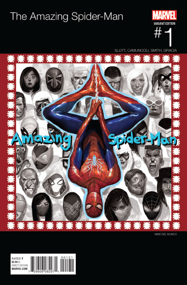 AMAZING SPIDER-MAN #1_Variant6