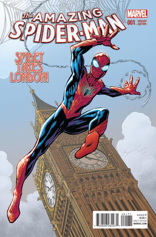 AMAZING SPIDER-MAN #1_Variant9
