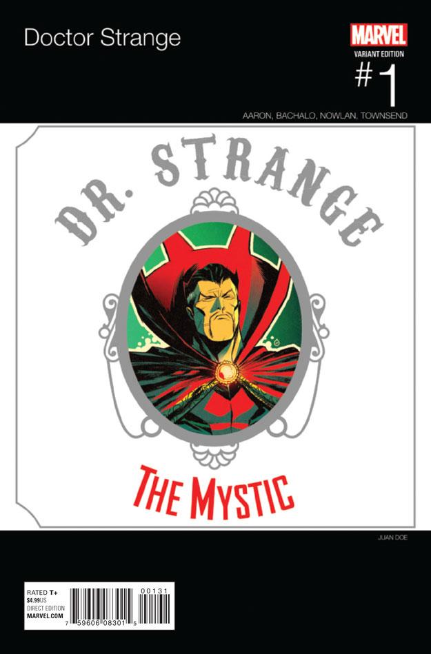 DOCTOR STRANGE #1_Variant (2)