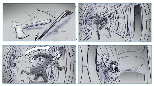 Doctor Who_S09E03_Under The Lake_Storyboards (1)