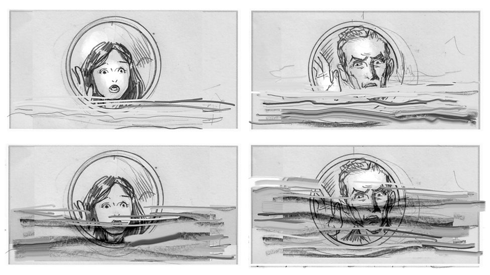 Doctor Who_S09E03_Under The Lake_Storyboards (6)
