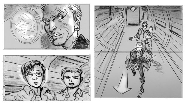 Doctor Who_S09E03_Under The Lake_Storyboards (7)