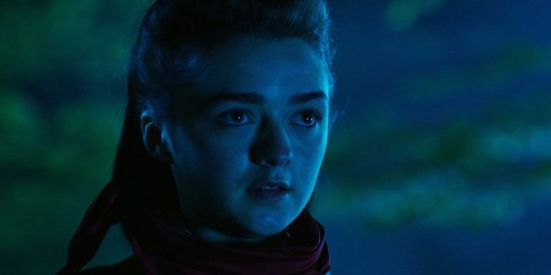 Doctor Who_Series 9_Maisie Williams