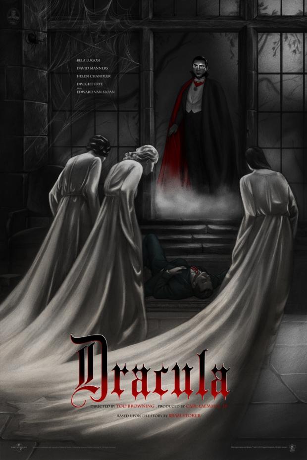 Dracula by Jonathan Burton