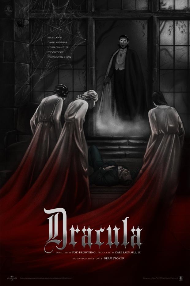 Dracula (Variant) by Jonathan Burton