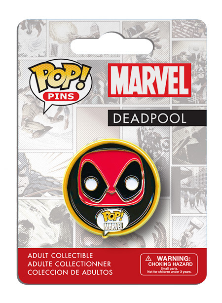 Funko_Marvel POP Pin