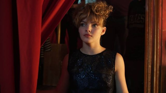 "GOTHAM: Selina (Camren Bicondova) in ""Rise of the Villains: The Last Laugh"" episode of GOTHAM airing Monday, Oct. 5 (8:00-9:00 PM ET/PT) on FOX. ©2015 Fox Broadcasting Co. Cr: Nicole Rivelli/FOX."