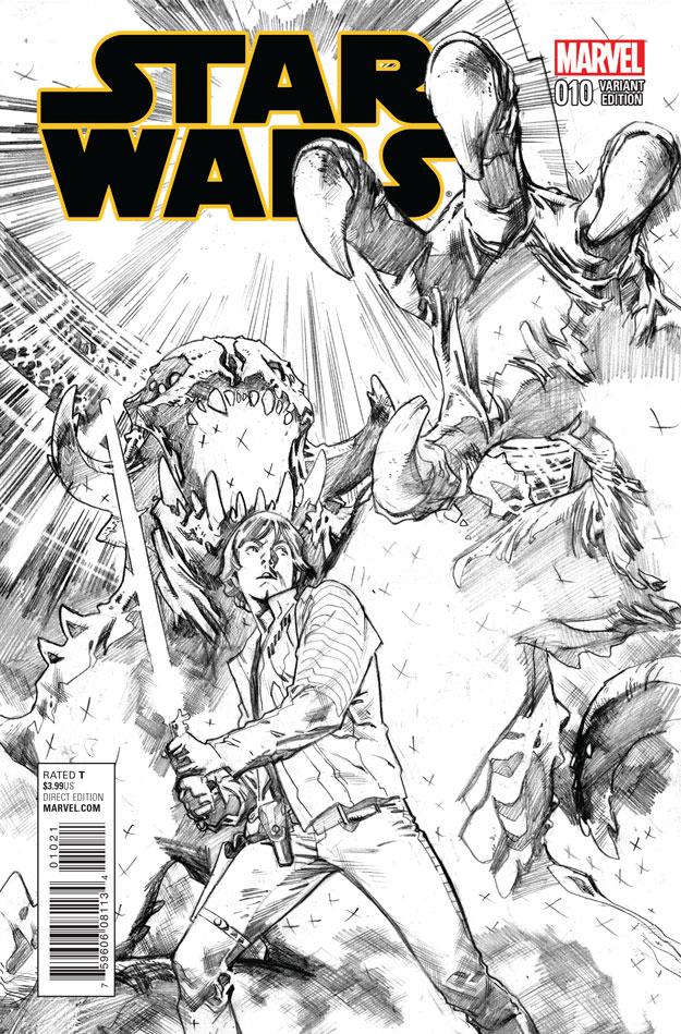 STAR WARS #10_Variant