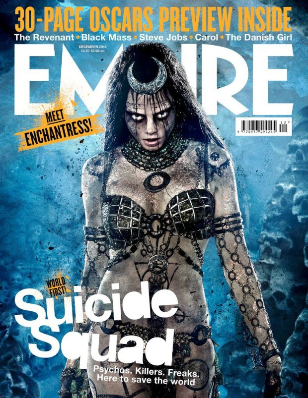 Suicide Squad_Enchantress_Empire Cover