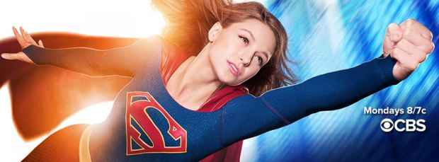 Supergirl_Season 1 Banner