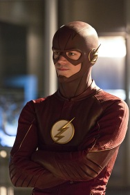 """The Flash -- """"Family of Rogues"""" -- Image FLA203a_0268b.jpg -- Pictured: Grant Gustin as The Flash -- Photo: Jeff Weddell/The CW -- © 2015 The CW Network, LLC. All rights reserved."""