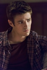 """The Flash -- """"Family of Rogues"""" -- Image FLA203a_0446b.jpg -- Pictured: Grant Gustin as Barry Allen -- Photo: Jeff Weddell/The CW -- © 2015 The CW Network, LLC. All rights reserved."""