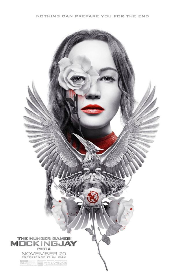 Awesome New IMAX Poster For 'The Hunger Games: Mockingjay ...