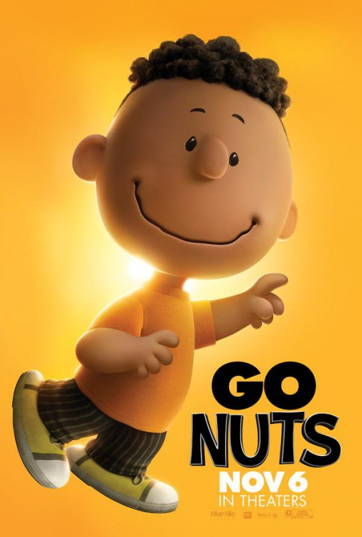 The Peanuts Movie_Character Poster (3)
