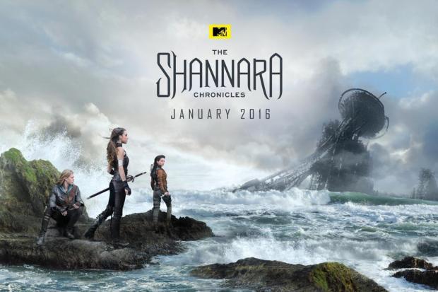 The Shannara Chronicles_Banner