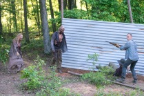 Ethan Embry as Carter - The Walking Dead _ Season 6, Episode 1 - Photo Credit: Gene Page/AMC