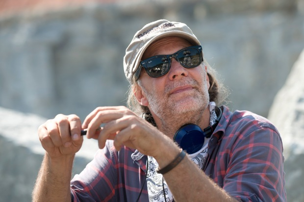 Director/Special Effects Makeup Greg Nicotero - The Walking Dead _ Season 6, Episode 1 _ BTS - Photo Credit: Gene Page/AMC