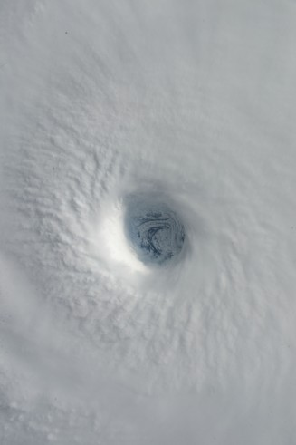 (August 29, 2015) --- Photo of severe weather from space taken by the Expedition 44 crew aboard the International Space Station.